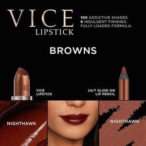 Urban Decay Vice Lipstick & Lipliner Bundle